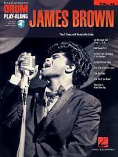 James Brown Songbook: Drum Play-Along, Volume 33