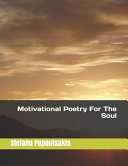 Motivational Poetry For The Soul PDF