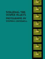 Stalking the Vesper Bluets  Photographs by Stephen Cresswell PDF