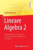 Lineare Algebra 2 PDF