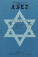 How Judaism Reads the Torah