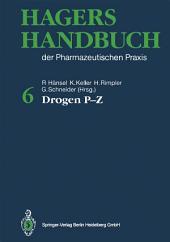 Hagers Handbuch der Pharmazeutischen Praxis: Drogen P-Z Folgeband 2, Ausgabe 5