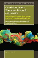 fCreativities in Arts Education  Research and Practice PDF