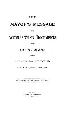 Mayor s Message PDF