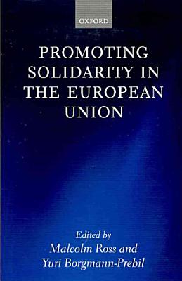 Promoting Solidarity in the European Union PDF