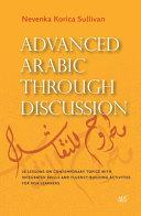 Advanced Arabic Through Discussion PDF