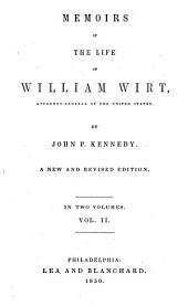 Memoirs of the life of William Witt: Volume 2