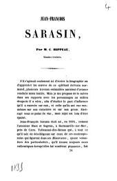 Jean-François Sarasin