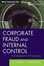 Corporate Fraud and Internal Control    Software Demo PDF