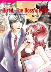 HIRED: THE BOSS'S BRIDE: Mills & Boon Comics