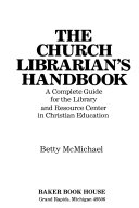The Church Librarian's Handbook