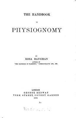 The Handbook of Physiognomy PDF