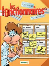 Les Fonctionnaires - Tome 10 - Pleins pots !