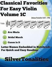 Classical Favorites for Easy Violin Volume 1 C
