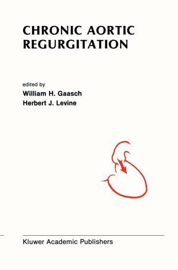 Chronic Aortic Regurgitation PDF