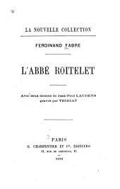 L'abbé roitelet