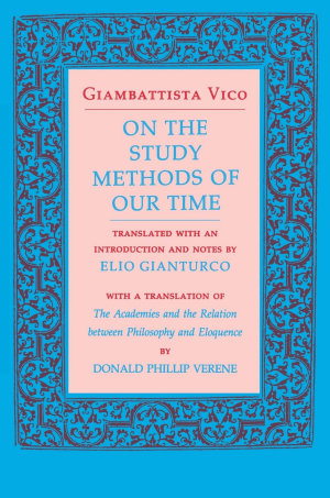 On the Study Methods of Our Time