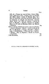 Mémorial de Sainte-Hélène: ou, Journal où se trouve consigné, jour par jour, ce qu'a dit et fait Napoléon durant dix-huit mois, Volume8