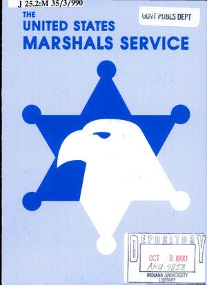 The United States Marshals Service PDF