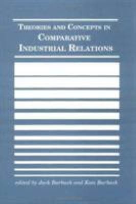Theories and Concepts in Comparative Industrial Relations PDF
