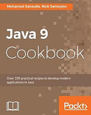 Java 9 Cookbook PDF