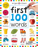 Wipe Clean  First 100 Words PDF