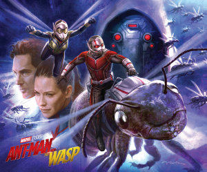 Marvel s Ant Man And The Wasp PDF
