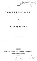 The confessions of S  Augustine PDF