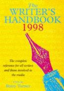 The Writer s Handbook 1998 PDF