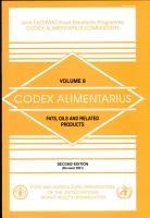 Codex Alimentarius PDF