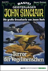 John Sinclair - Folge 0572: Terror der Vogelmenschen