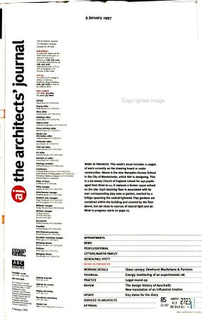 The Architects  Journal PDF