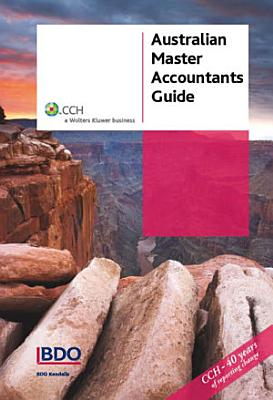 Australian Master Accountants Guide PDF