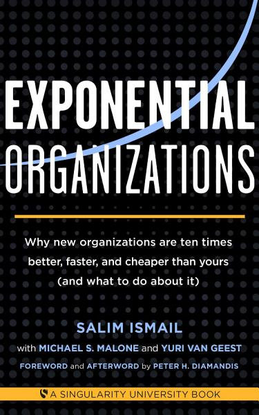 Download Exponential Organizations Book