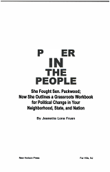 Power In The People Book PDF