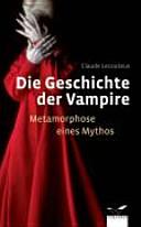 Die Geschichte der Vampire PDF