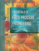 Essentials of Food Process Engineering PDF