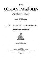 Los códigos españoles concordados y anotados ...