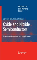 Oxide and Nitride Semiconductors PDF
