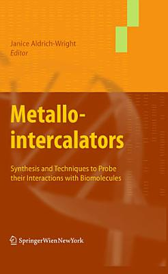Metallointercalators
