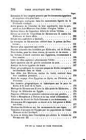 Les Origines de L'Histoire: Volume2,Partie3