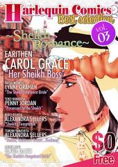 Harlequin Comics Best Selection Vol. 3