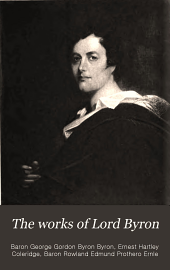 The Works of Lord Byron: Volume 5