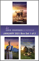 Harlequin Love Inspired Suspense January 2021   Box Set 1 of 2 PDF