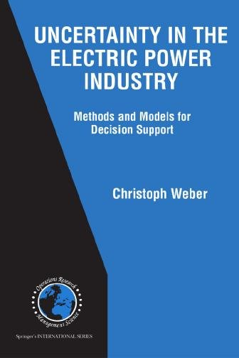 Uncertainty in the Electric Power Industry PDF