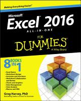 Excel 2016 All in One For Dummies PDF
