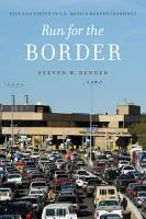 Run for the Border PDF