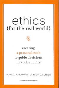 Ethics for the Real World PDF