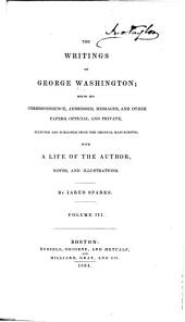 Correspondence and miscellaneous papers relating to the American revolution. June, 1775, to July, 1776 (v. 3); July, 1776, to July, 1777 (v. 4); July, 1777, to July, 1778 (v. 5); July, 1778, to March, 1780 (v. 6); March, 1780, to April, 1781 (v. 7); April, 1781, to December, 1783 (v. 8)