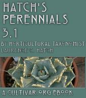 Hatch's Perennials: Acanthus to Aurinia: Version 3.1